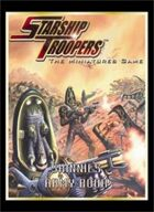 Starship Troopers: Skinnies Army Book