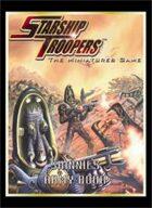 Starship Troopers: Skinnies Army Book