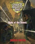 Gangs of Mega-City One