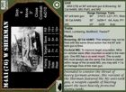 BF Evo: World at War - US Vehicle Cards