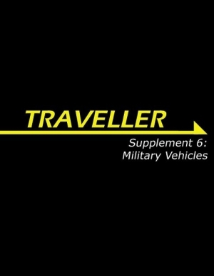 Supplement 6: Military Vehicles