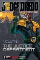 Mega-City One Archives: The Justice Department