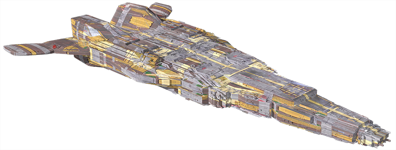 Foreven Worlds Single Ship: Corona del Rey Cargo Transport (MGT 2e)