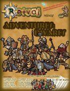 Adventurers: Dwarfs