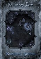Battlemap: The Crystal Delve