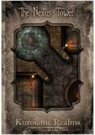 Battlemap: The Nexus Tower