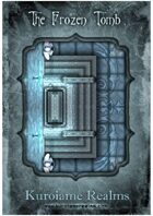Battlemap: The Frozen Tomb