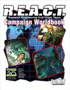R.E.A.C.T. Worldbook (True20 ed.)