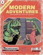 Modern Adventures (beta)