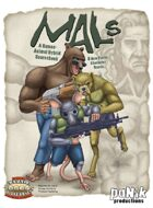 Mals: A Human-Animal Hybrid Sourcebook