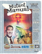 Mutant Manual (Savage Worlds Print)