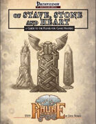 Of Stave, Stone, and Heart: A Guide to the Runes for Game Masters