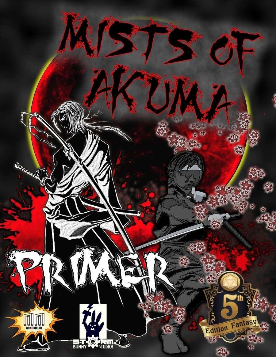 The Mists of Akuma - Primer - Storm Bunny Studios | Mists of
