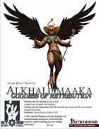 Alkhali Maaka - Goddess of Retribution