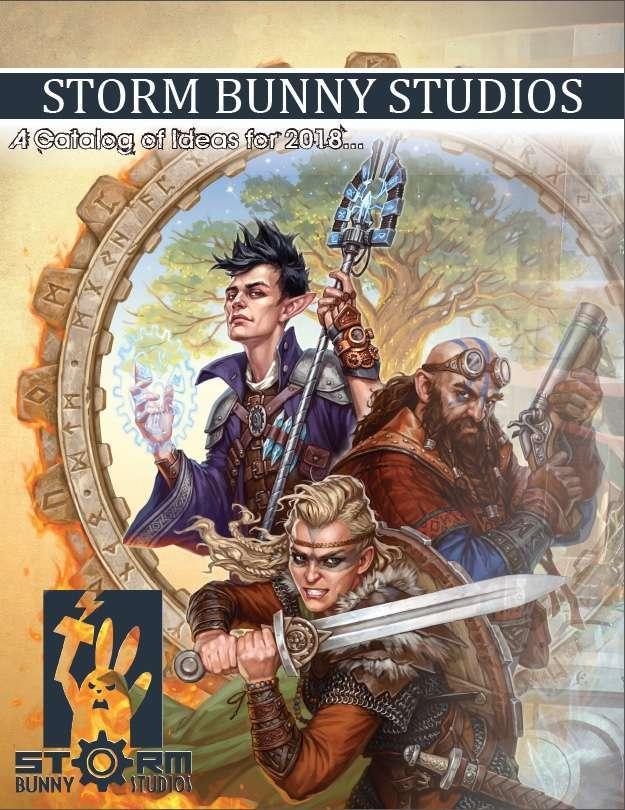 Storm Bunny Studios: A Catalog of Ideas
