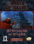 Mists of Akuma: Yai Sovereign of Storms (Shadow of the Demon Lord)