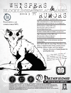 Bloodlines & Black Magic: Whispers & Rumors (Issue 3)