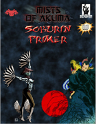 Mists of Akuma Soburin Primer (Shadow of the Demon Lord)