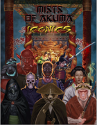 Mists of Akuma Iconics