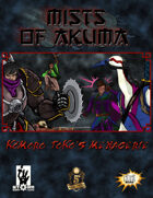 Mists of Akuma: Komoro Toko's Menagerie