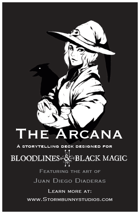 Bloodlines & Black Magic: The Arcana