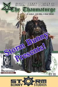 Storm Bunny Presents