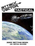 Attack Vector Tactical: Ten Worlds Setting Book