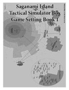 Saganami Island Tactical Simulator Setting Book