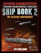 Saganami Island Tactical Simulator: Ship Book 2 - Setting Book