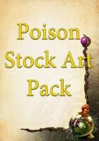 Poison Stock Art and Design Pack