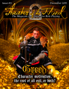 Theater of the Mind Magazine - Issue #4