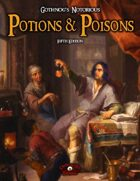 Gothnog's Notorious Potions & Poisons - Fifth Edition