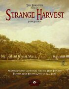 Strange Harvest - A Fifth Edition Adventure