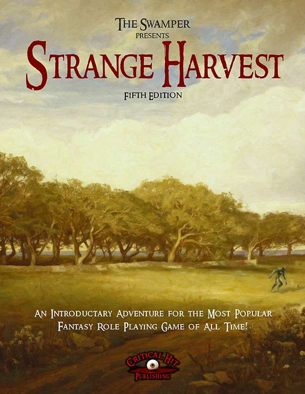 Strange Fruit - A Fifth Edition Adventure