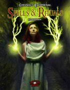 Gothnog's Exceptional Spells & Rituals - Fifth Edition