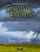 Cinematic Environs - Plains  and  Grasslands