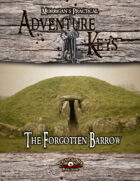 Adventure Keys: The Forgotten Barrow