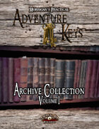 Adventure Keys: Archive Collection 1