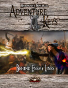Adventure Keys: Behind Enemy Lines
