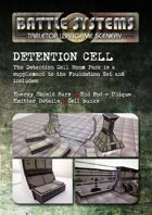Detention Cell Room Pack