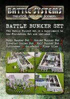Battle Bunker Set