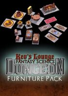 Kev's Lounge Dungeon Furniture Pack Cover