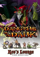 Paper Minis - Dangers in the Dark