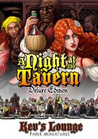 A Night At The Tavern cover