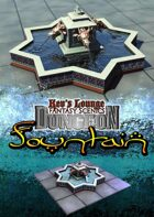 Kev's Lounge Dungeon : The Fountain