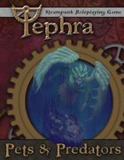 Pets & Predators (Tephra Expansion)