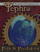 Pets & Predators (Tephra Expansion)