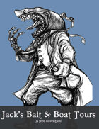 Jack's Bait & Boat Tours (Tephra Adventure)