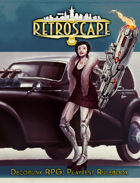 Retroscape: Decopunk RPG