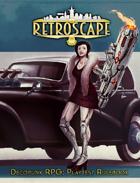 Retroscape: Decopunk RPG